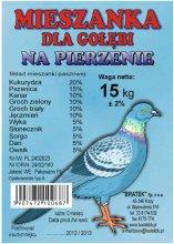 pokarm dla gołębi