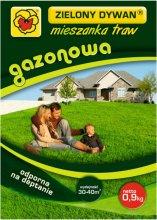 Mieszanka traw Zielony Dywan, trawa gazonowa